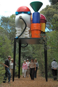 Louise Paramor Top Shelf. 2010. Winner 2010 McClelland Survey Award. Image courtesy the artist and McClelland Gallery