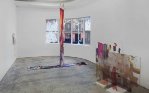 Minerva, installation view, Layer's Thaw, Aug/ Sept 2014. Image courtesy the artist.