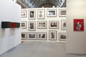 The Commerical at Melbourne Art Fair, installation view. Photo: Sofia Freeman