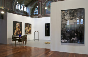 The Commercial at Melbourne Art Fair, installation view. Photo: Sofia Freeman