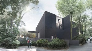 Artist's impression of the new Australian Pavilion in Venice, to be ready for 2015