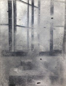 Anton Pulvirenti The opening 2014 charcoal on paper. Image courtesy the artist and Dominik Mersch Gallery