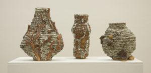 Glenn Barkley installation Clay 2, 2015. Image courtesy the artist and Utopia Art Sydney