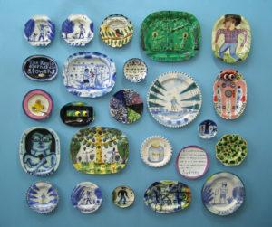 Stephen Bird installation view 2012-13. Image courtesy the artist and OlsenIrwin