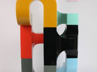 Stephen Ormandy Grace III 2014, resin. 66x30x30cm. Image courtesy the artist and OlsenIrwin. SOLD