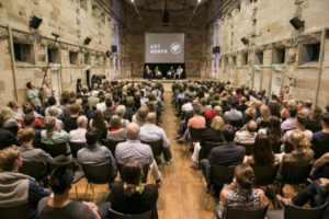 Lecture, Art Month Sydney