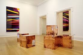 Walead Beshty, installation view at Thomas Dane Gallery. Image courtesy the artist and Thomas Dane Gallery