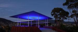 James Turrell Amarna 2015 installation MONA Tasmania