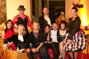 Committee of the Contemporary Collection Benefactors, AGNSW. Burlesque Supper Club, 2007